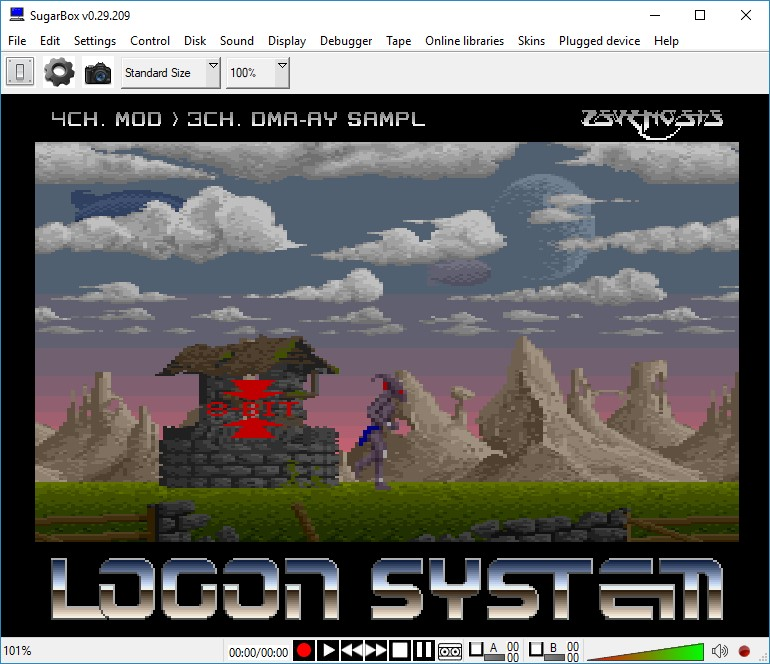 Sugarbox | Yet another CPC emulator…